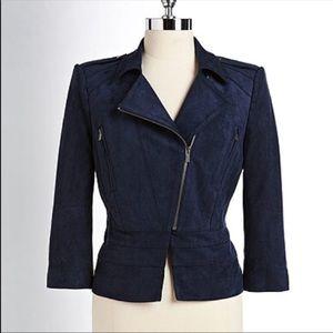 BCBG slevie jacket in carbon